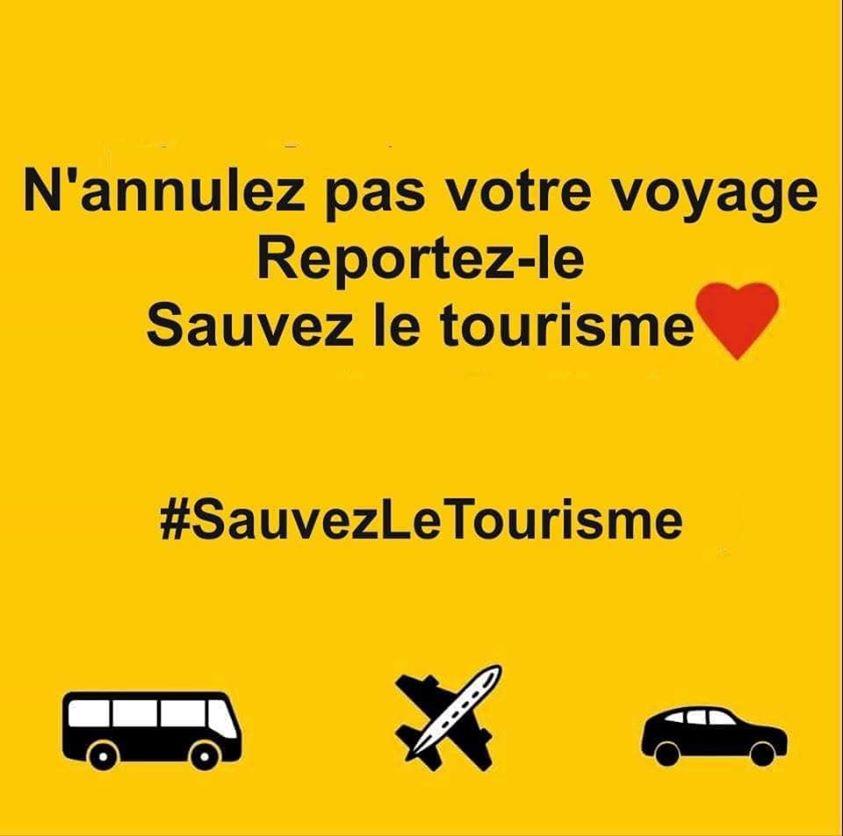Photo actualité N'annulez pas votre voyage, modifiez la date et sauvons le tourisme!